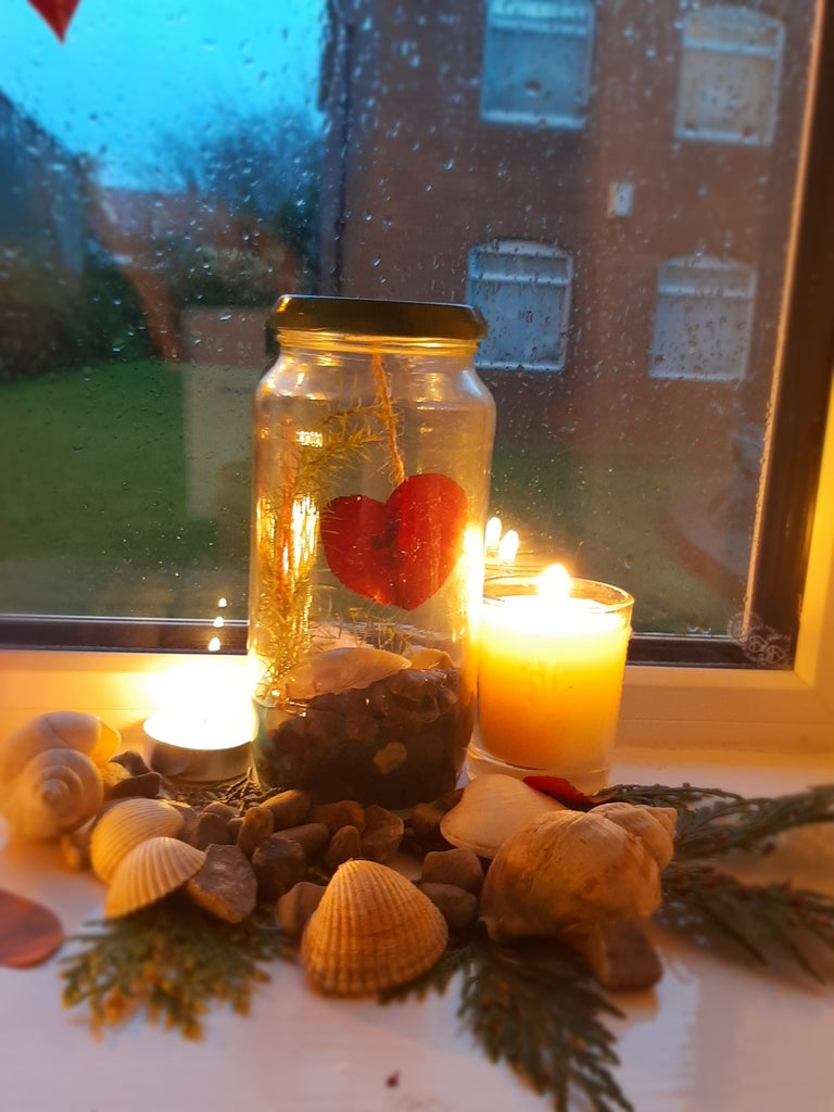 Jar 4: Heart in the Ocean
