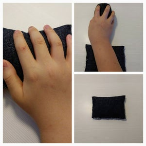 The Sewed Square of Many Uses