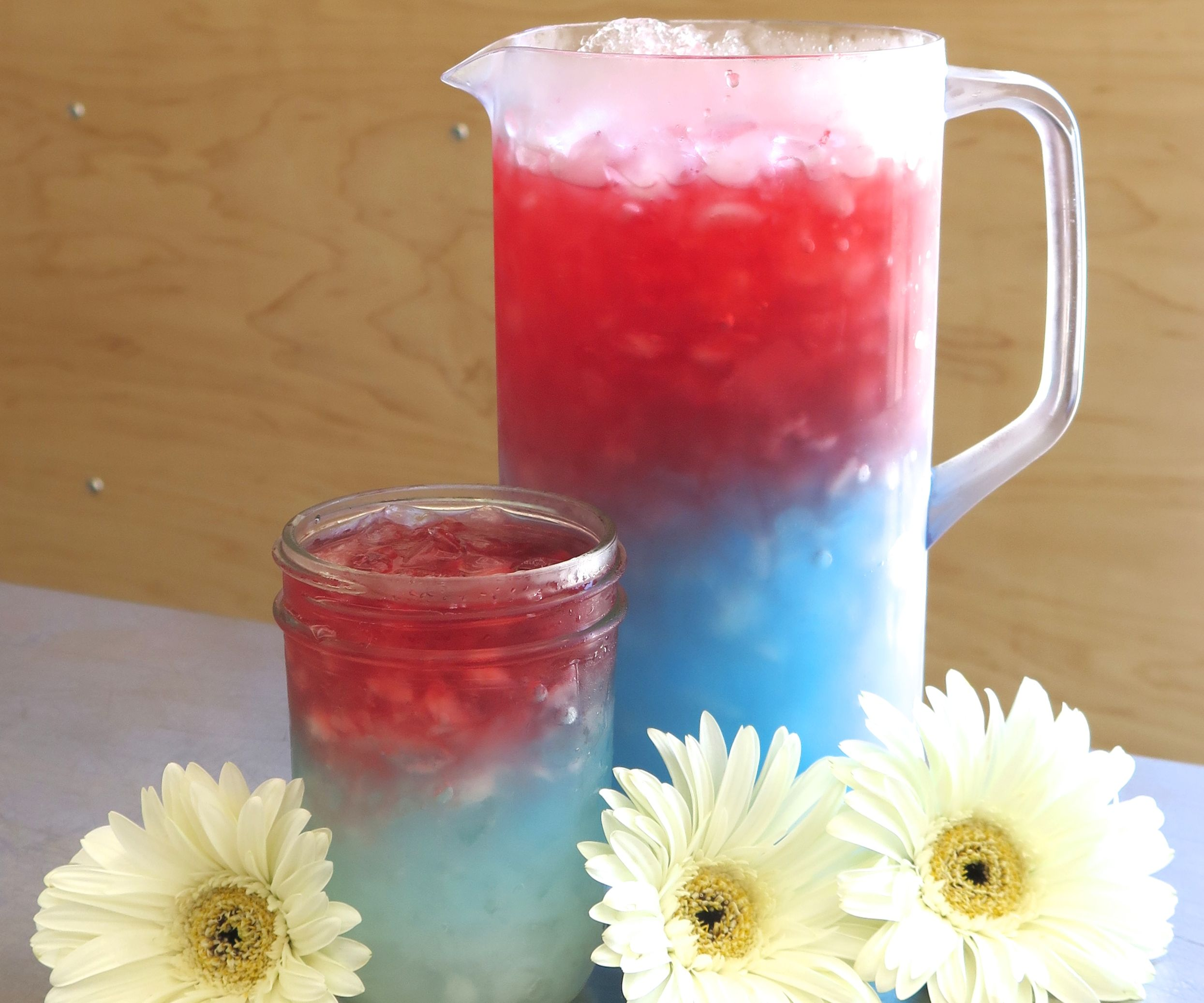 Red, White, and Blue 4th of July Cocktails