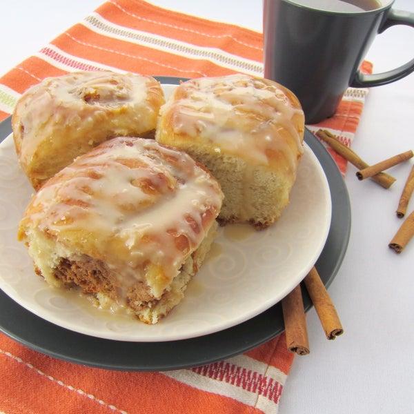 Ricotta Cheesecake Cinnamon Rolls