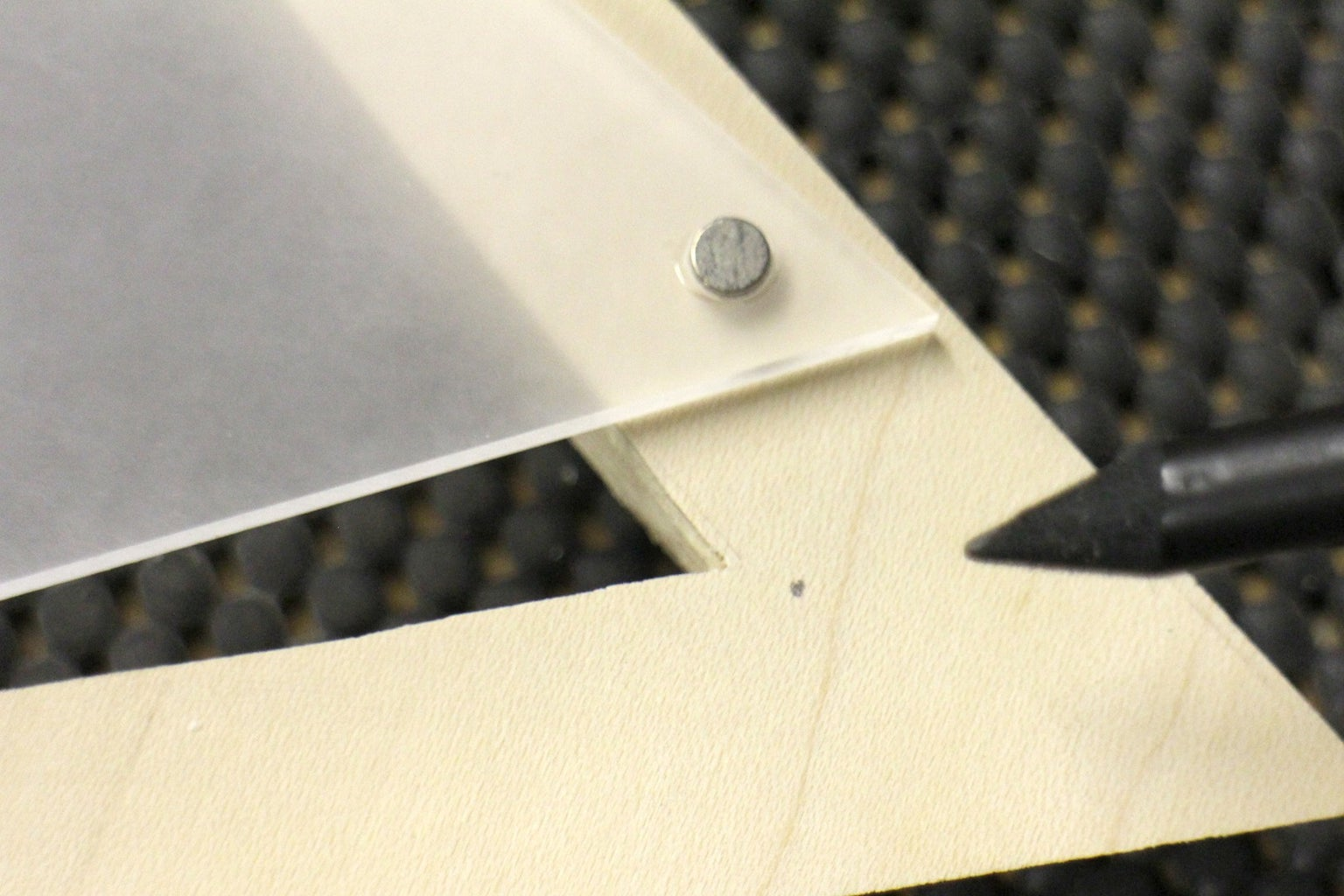 Metal Attchment Points