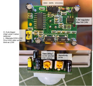 Basics About Motion Sensor (PIR)