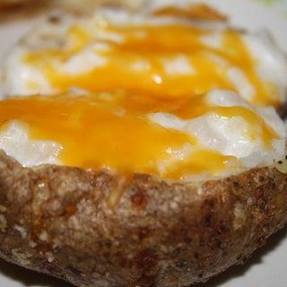 Tasty Twice Baked Potatoes