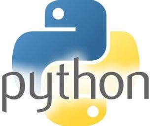 Python Programming - Basics