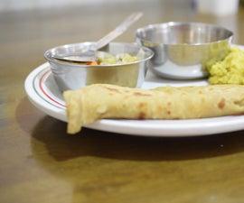 Easy & Delicious Indian Flatbread (Paratha)