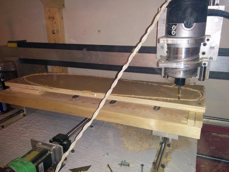 CNC Deck