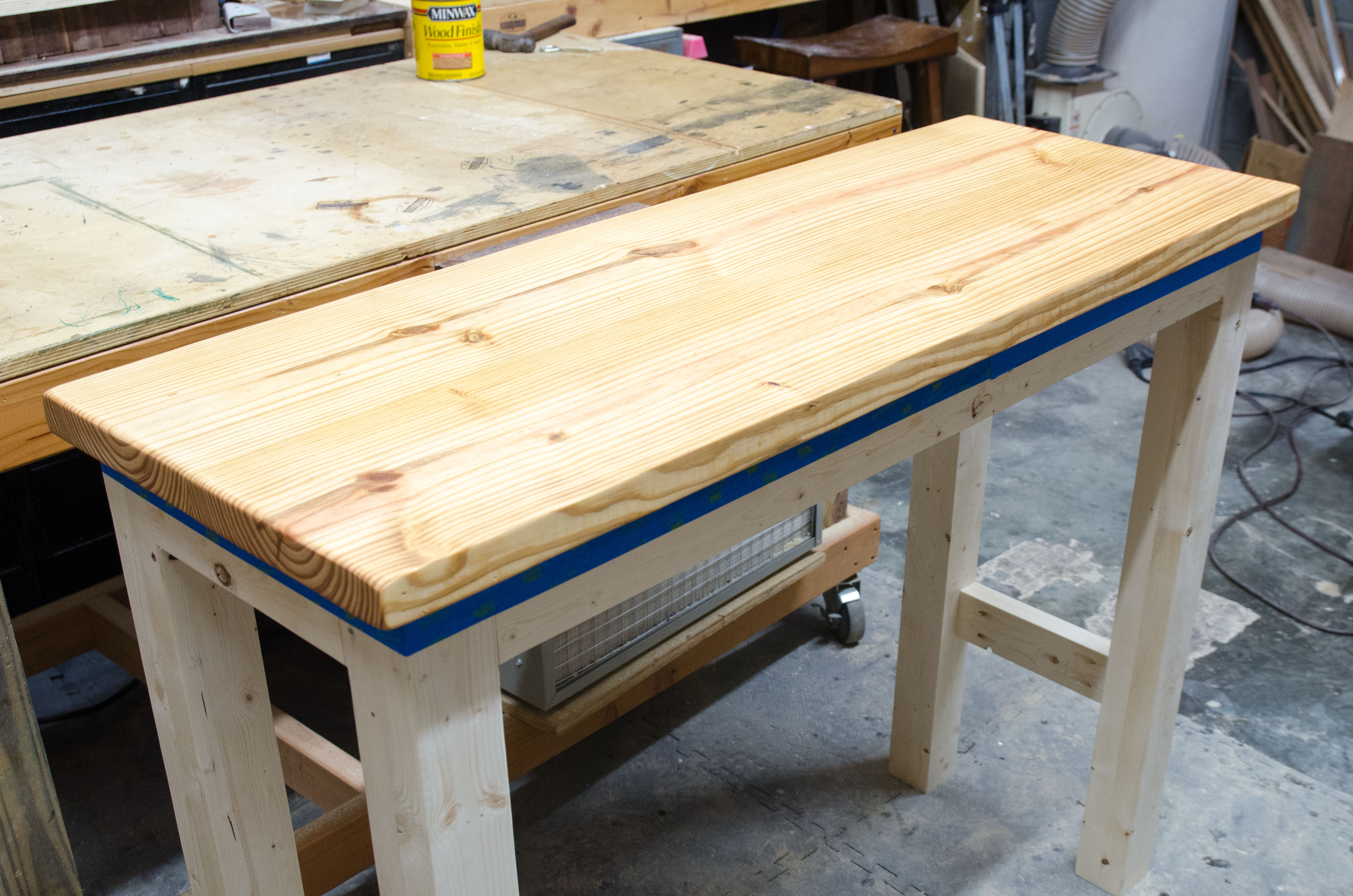Picture of: Diy Pub Table 5 Steps Instructables