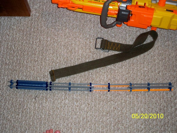 Knex Sword V1.0 by Legomaster50.