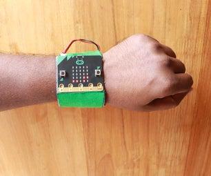 Micro:bit DIY Smart Watch