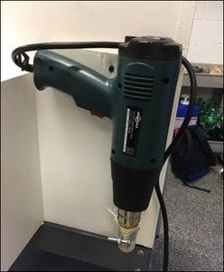 Install Heat Gun