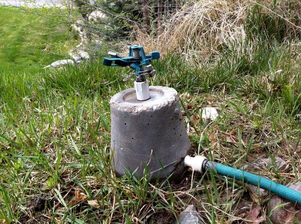 Impact Sprinkler Base