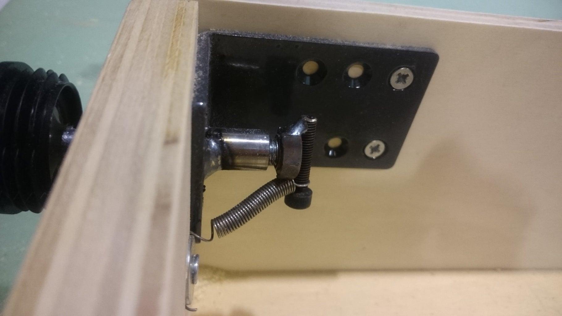 Drawer Locking Device