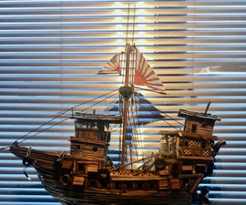 Old Ship Brought Back to Life !