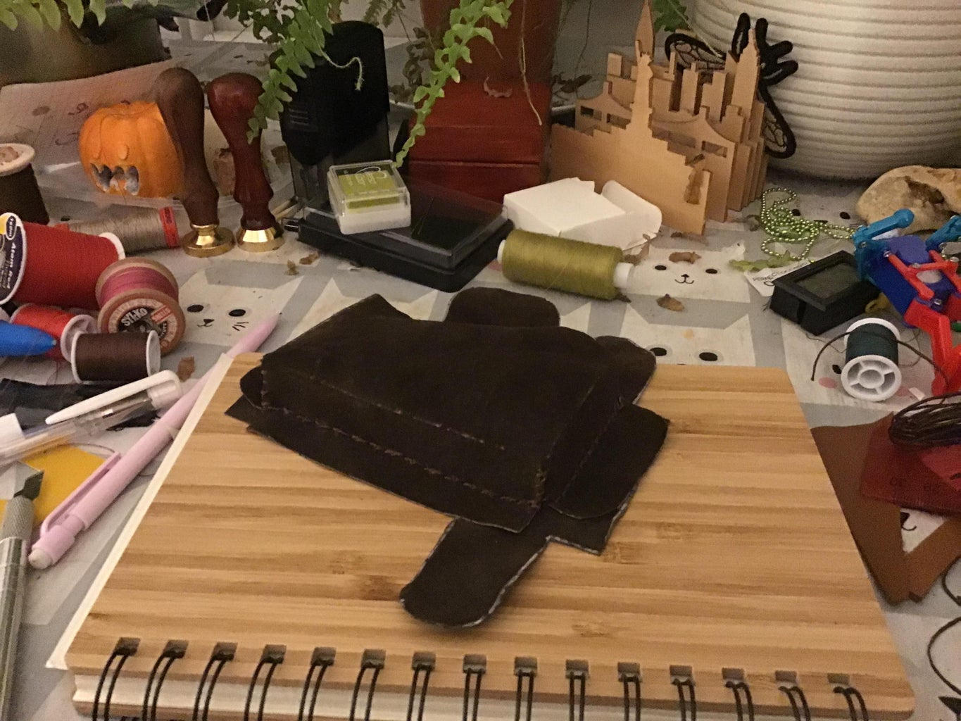 Sew Together Pieces