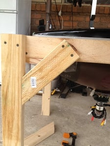 Build a Frame for the CRT