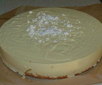 How to Make a Cheesecake (Kaesekuchen)