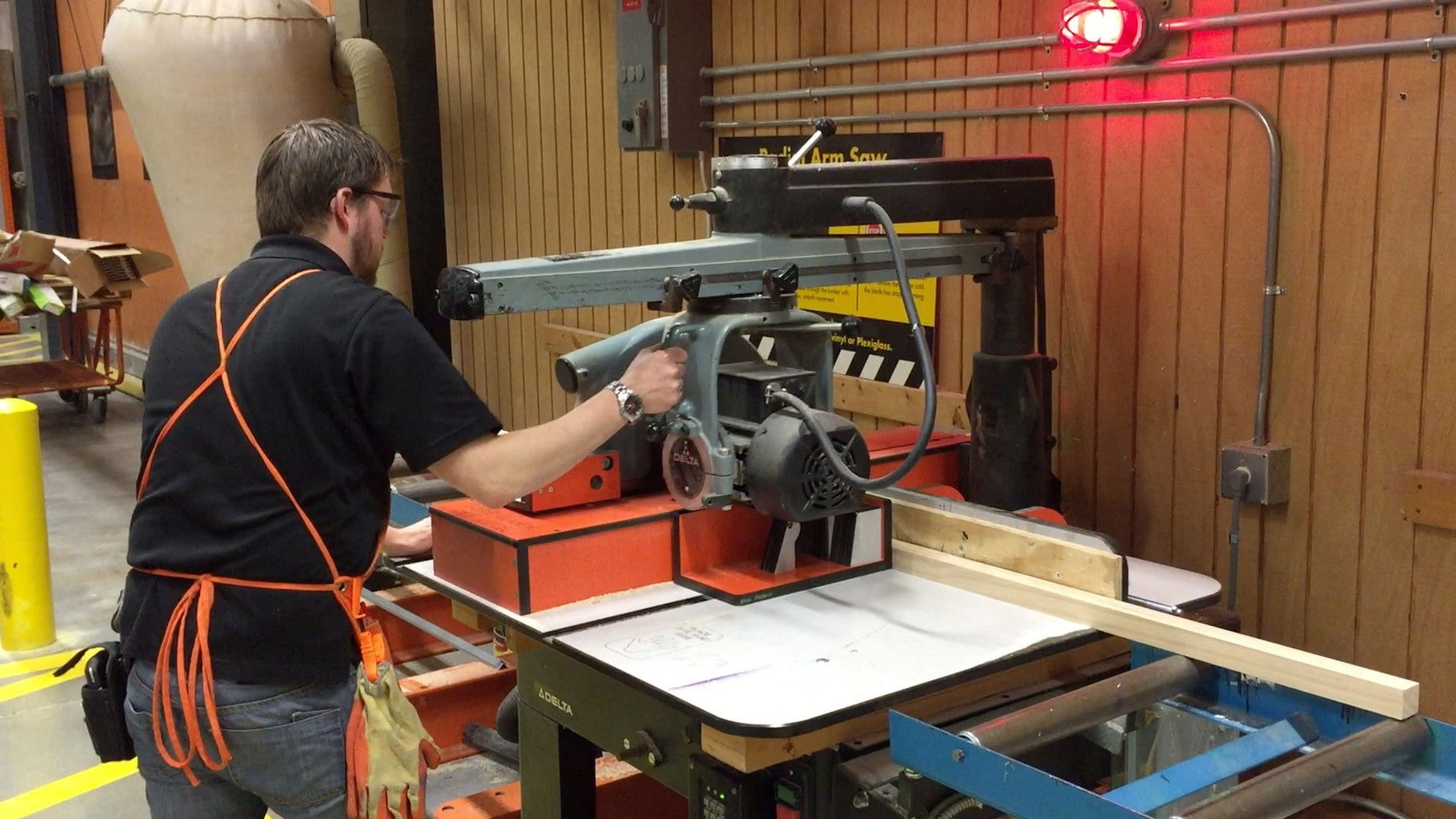 Cutting Material to Size