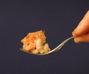 熏制鲑鱼Mac和奶酪