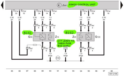 Bosch LSU 4.2 Wideband O2 Sensor Testing (2001 Skoda Octavia 1.6 (AVU)) : 5  Steps - InstructablesInstructables