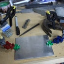Making a Third Hand with Lego Parts