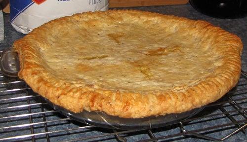 Baking the Pie