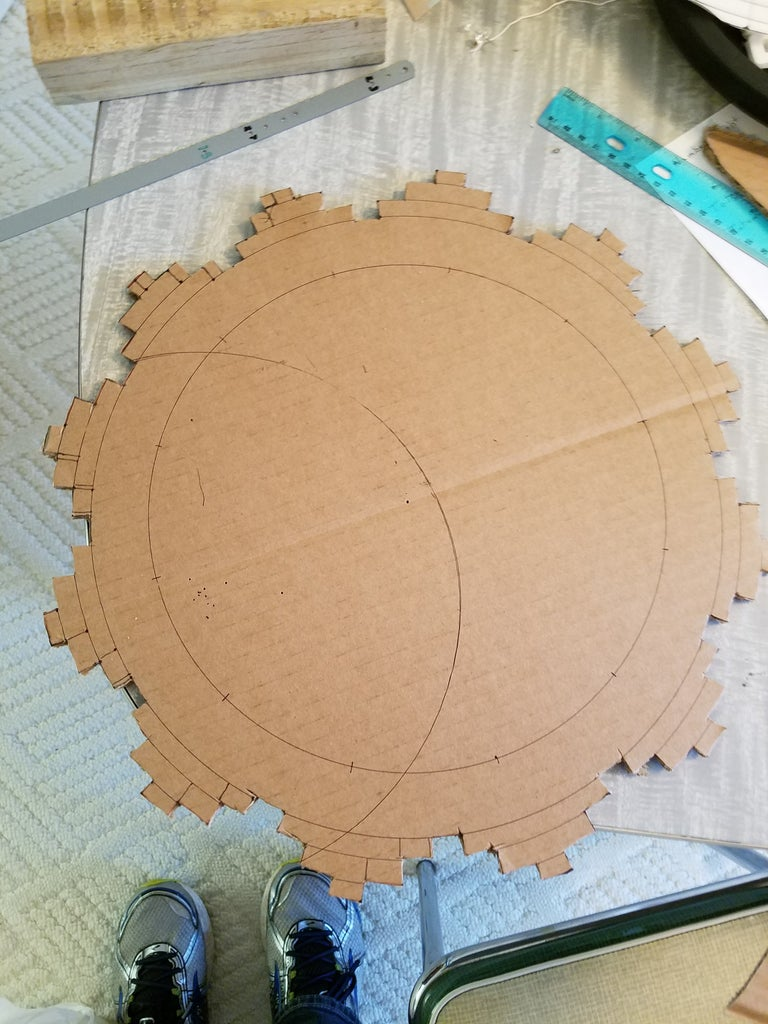 Create Clock Face and Details