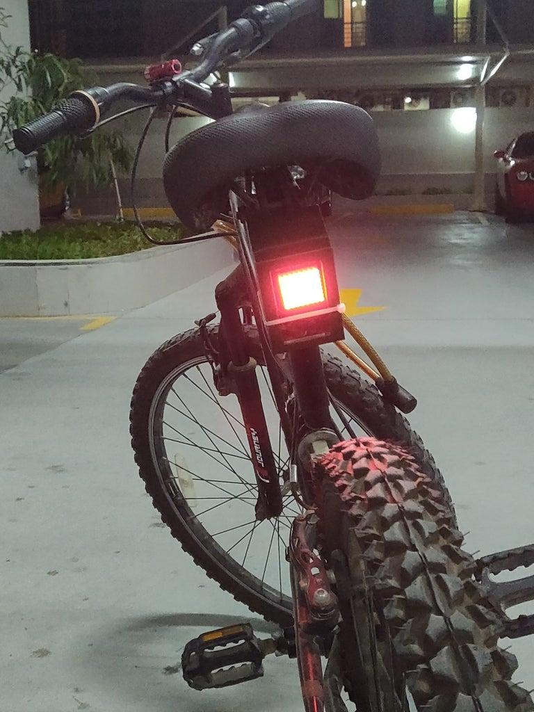 Rear Matrix  Bike  Light