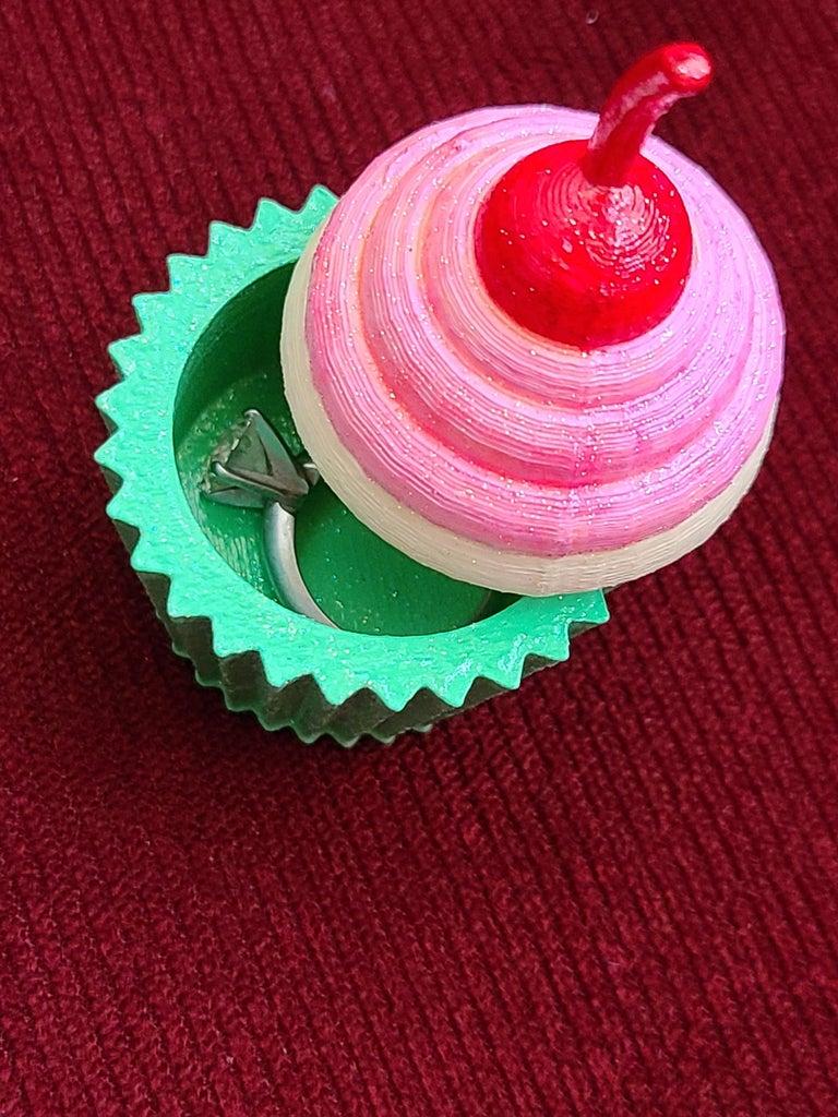 Cupcake Compartment