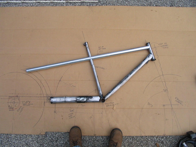 Bike Layout and Design
