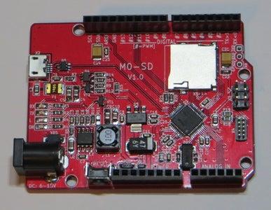 Preparation of Analog Arduino M0