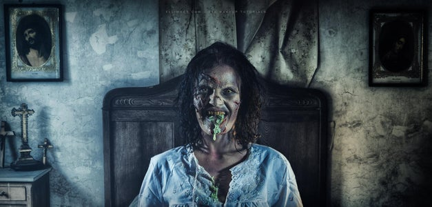 The Exorcist - SFX Makeup Tutorial