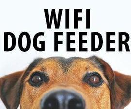 WiFi Dog Feeder Using Esp32 Cam