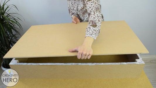 Assembling the Box.