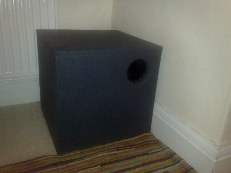 Isobaric Subwoofer