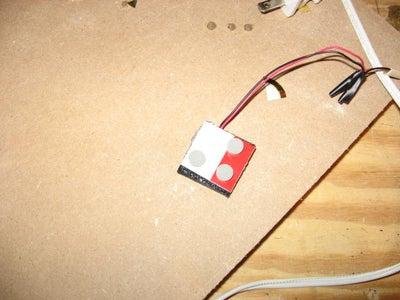 Step 2: Build the Tap Sensors