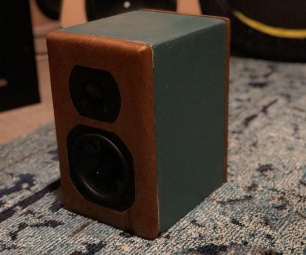 Concrete Loudspeakers