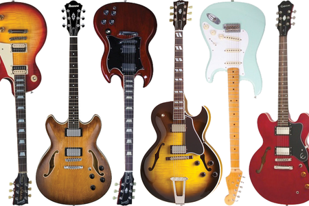 Research Guitar Body Types