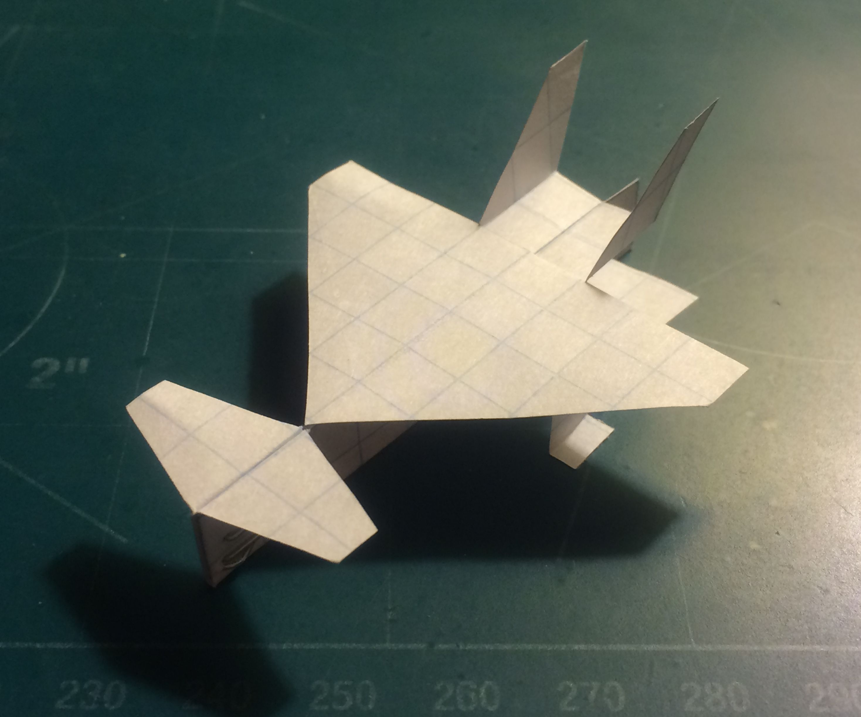 How To Make The UltraSerpent Paper Airplane