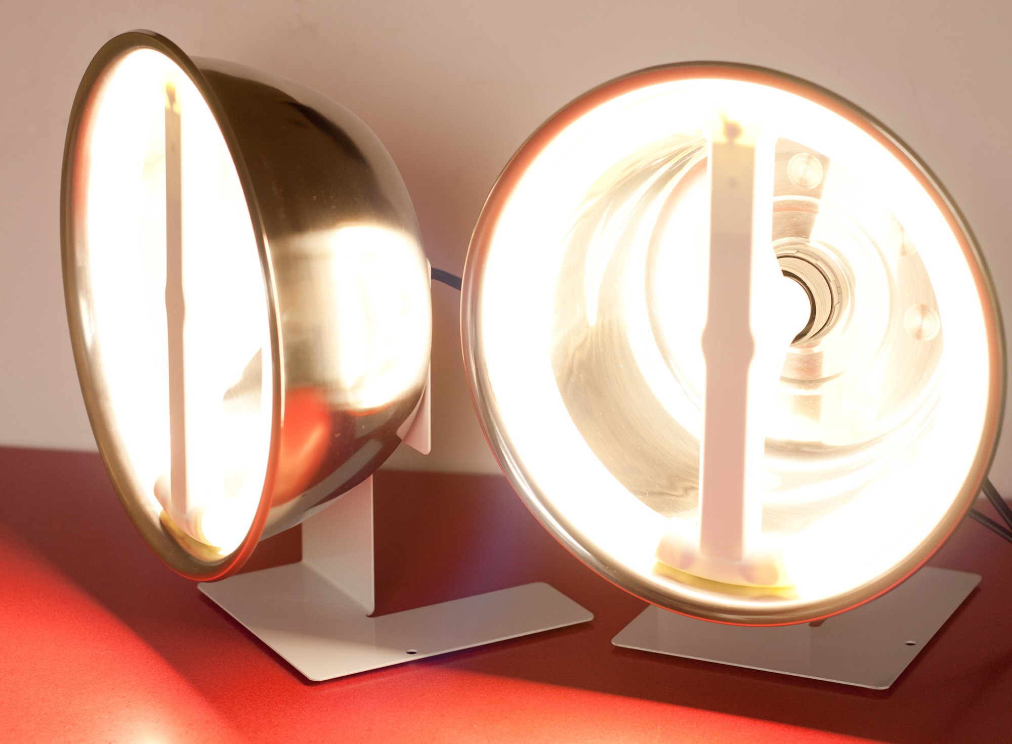 Lamps Set for Objects Photography