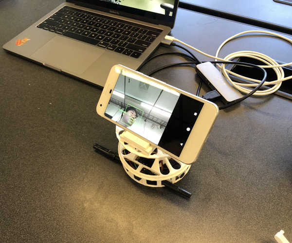 Speaker-Aware Camara System (SPACS)