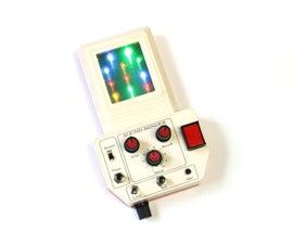 LED和声音弯曲机