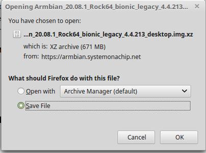 Download Armbian Ubuntu Legacy Kernel