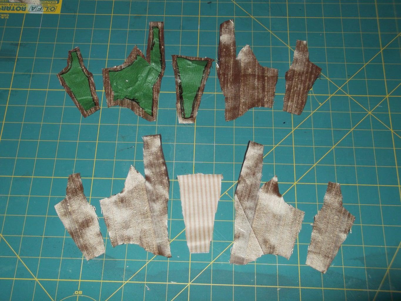 Dress Part 1: Bodice Pattern