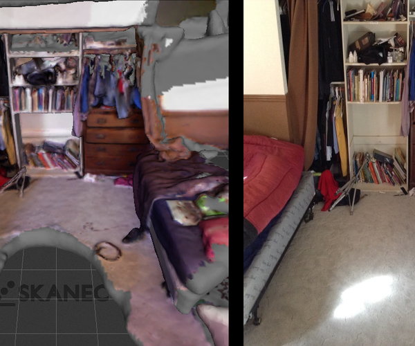 Getting a 3D Model of Your Room