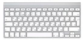 Apple Wireless Keyboard - Awesome Life-hack!