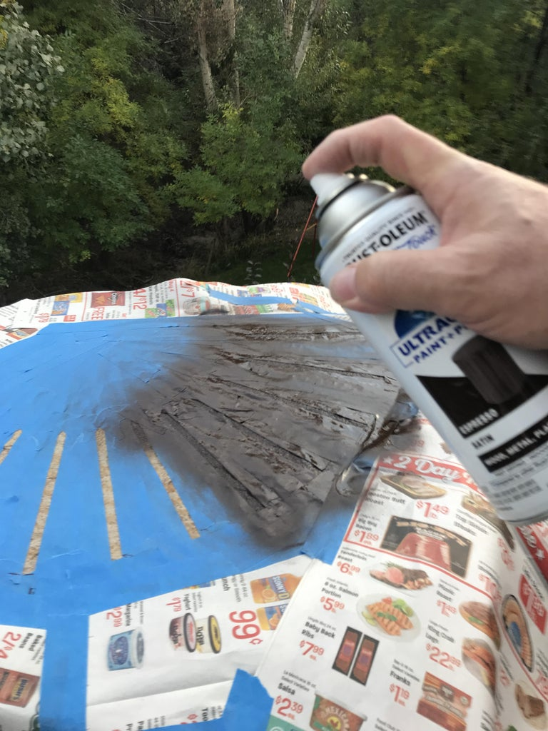 Paint the Hour Markers