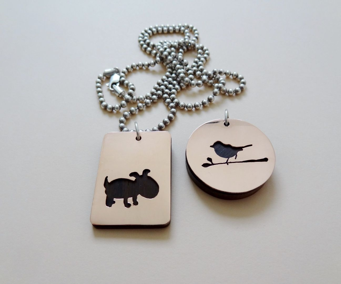 Create a copper necklace