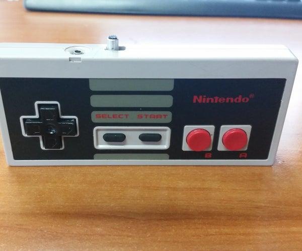 NES Bluetooth Controller.