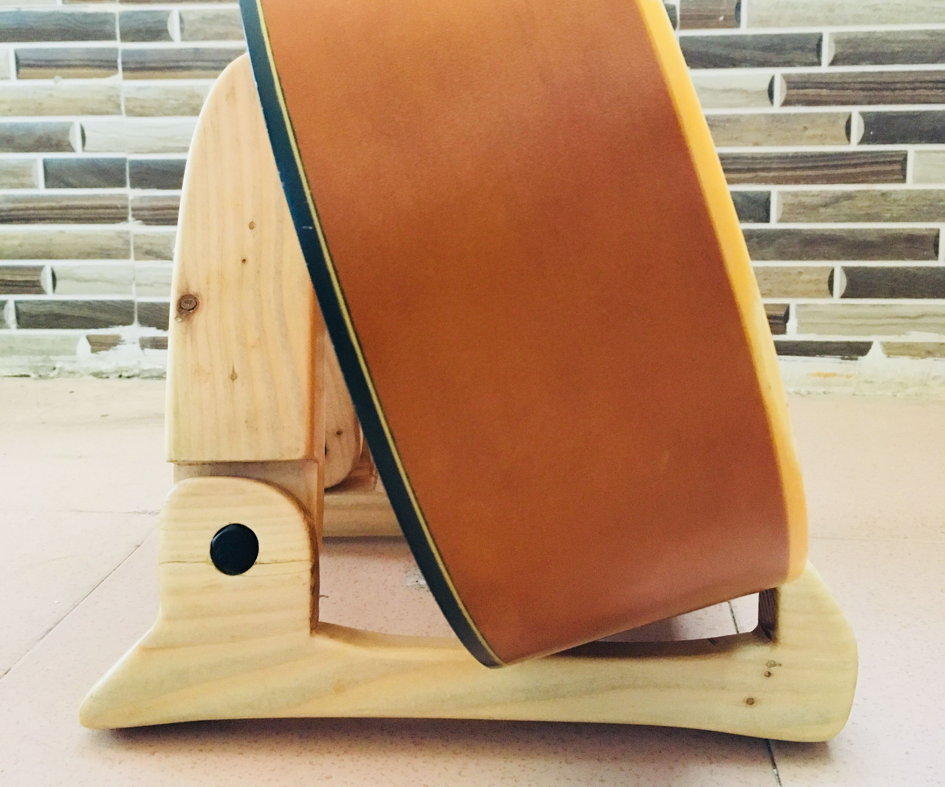 The TUKI Stand: If One Can Do It, Then Toucan Do It!