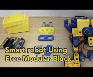Modular Ottodiy Robot